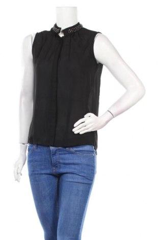 Дамска риза Kul Ladies, Размер S, Цвят Черен, Цена 22,82лв.