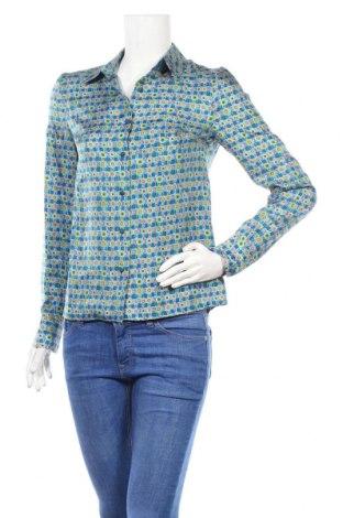 Дамска риза Manoush, Размер S, Цвят Многоцветен, Коприна, Цена 103,35лв.