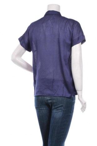 Дамска риза Motivi, Размер XS, Цвят Син, 82% модал, 18% памук, Цена 31,32лв.
