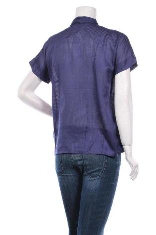 Дамска риза Motivi, Размер S, Цвят Син, 82% модал, 18% памук, Цена 31,32лв.