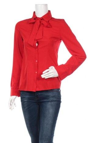 Дамска риза Rita Koss, Размер S, Цвят Червен, 70% вискоза, 30% полиестер, Цена 39,20лв.