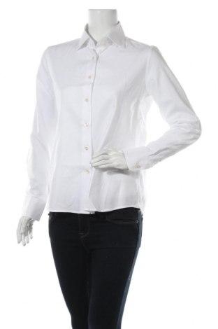 Дамска риза Sacoor brothers, Размер M, Цвят Бял, Памук, Цена 77,35лв.