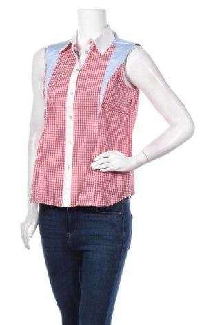 Дамска риза Silvian Heach, Размер M, Цвят Многоцветен, Памук, Цена 11,88лв.