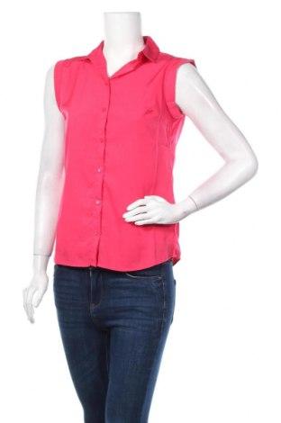 Γυναικείο πουκάμισο Terranova, Μέγεθος S, Χρώμα Ρόζ , Πολυεστέρας, Τιμή 6,66€