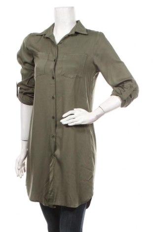 Дамска риза Uniq, Размер M, Цвят Зелен, Цена 37,80лв.