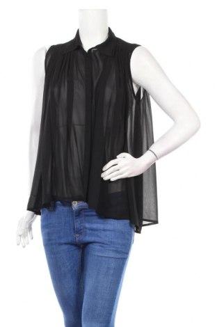 Дамска риза Vero Moda, Размер S, Цвят Черен, Цена 31,00лв.