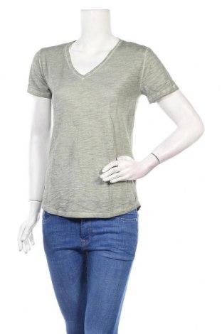 Дамска тениска Best Mountain, Размер S, Цвят Зелен, 60% памук, 40% вискоза, Цена 20,88лв.