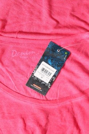 Дамска тениска Complices, Размер M, Цвят Розов, Модал, Цена 19,72лв.