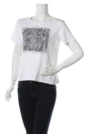 Дамска тениска Even&Odd, Размер S, Цвят Бял, Цена 27,00лв.