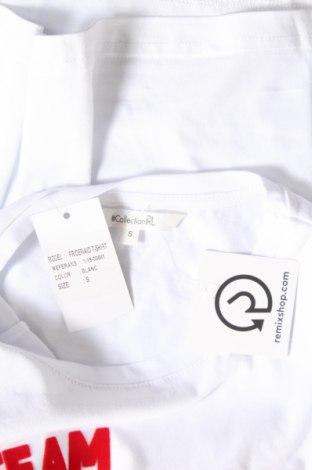 Дамска тениска Irl, Размер S, Цвят Бял, Памук, Цена 32,00лв.
