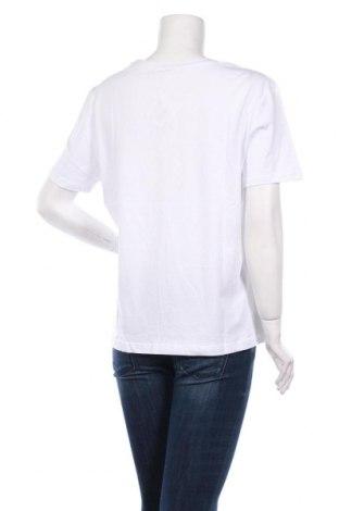 Дамска тениска Irl, Размер XL, Цвят Бял, Памук, Цена 16,96лв.