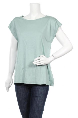 Дамска тениска Karl Marc John, Размер M, Цвят Зелен, 60% памук, 40% модал, Цена 34,22лв.