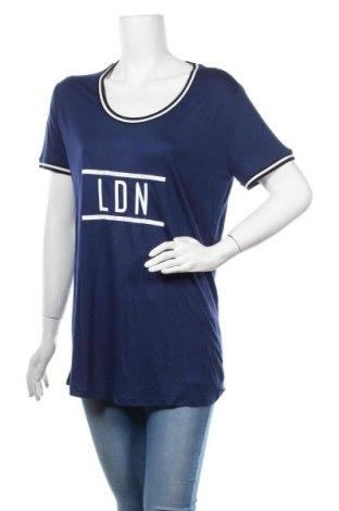 Γυναικείο t-shirt Noppies, Μέγεθος XXL, Χρώμα Μπλέ, Βισκόζη, Τιμή 8,64€