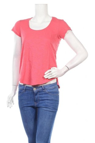 Дамска тениска Oxxo, Размер XS, Цвят Розов, Памук, Цена 19,72лв.