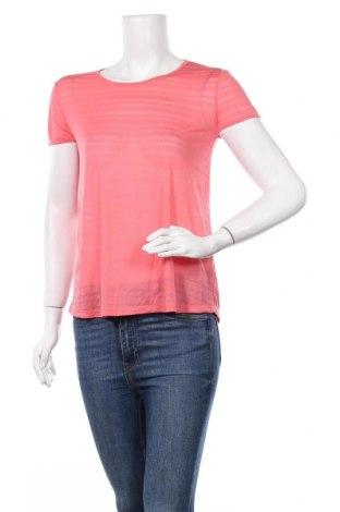Γυναικείο t-shirt Oysho, Μέγεθος S, Χρώμα Ρόζ , Πολυεστέρας, Τιμή 4,04€