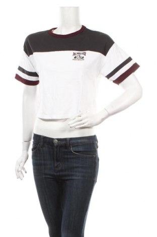 Dámské tričko Pull&Bear, Velikost S, Barva Bílá, Bavlna, Cena  132,00Kč