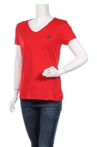 Дамска тениска Sir Raymond Tailor, Размер XL, Цвят Червен, 92% памук, 8% еластан, Цена 45,24лв.