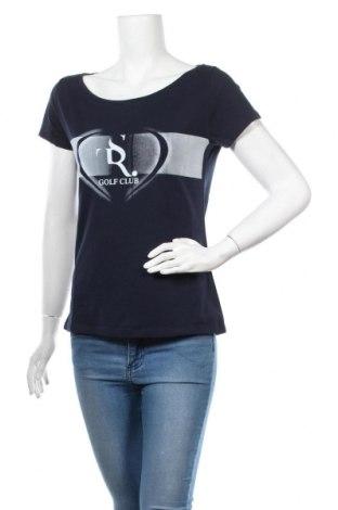 Дамска тениска Sir Raymond Tailor, Размер XL, Цвят Син, 92% памук, 8% еластан, Цена 37,44лв.