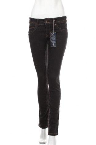 Дамски дънки Arizona, Размер XS, Цвят Сив, 98% памук, 2% еластан, Цена 43,40лв.