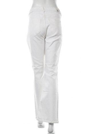 Дамски дънки Henry j. siegel, Размер XXL, Цвят Бял, 98% памук, 2% еластан, Цена 29,23лв.