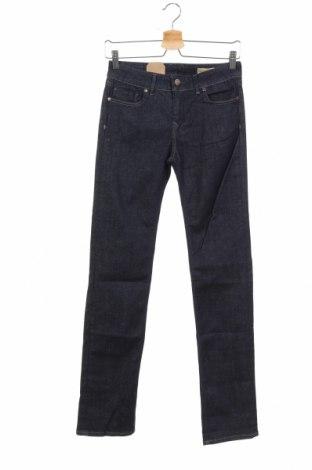 Дамски дънки Kaporal, Размер XS, Цвят Син, 91% памук, 6% полиестер, 3% еластан, Цена 67,20лв.