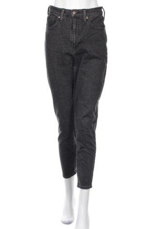 Дамски дънки Levi's, Размер S, Цвят Сив, 98% памук, 2% еластан, Цена 119,25лв.