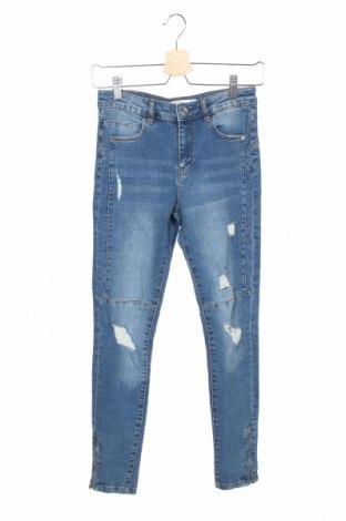 Дамски дънки Lft, Размер S, Цвят Син, 98% памук, 2% еластан, Цена 30,80лв.