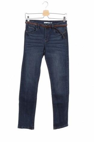 Дамски дънки Lft, Размер S, Цвят Син, 65% памук, 30% полиестер, 3% вискоза, 2% еластан, Цена 29,40лв.