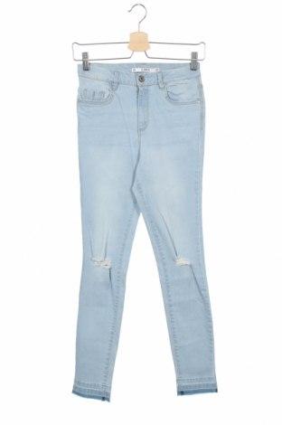 Дамски дънки Lft, Размер XS, Цвят Син, 99% памук, 1% еластан, Цена 32,20лв.
