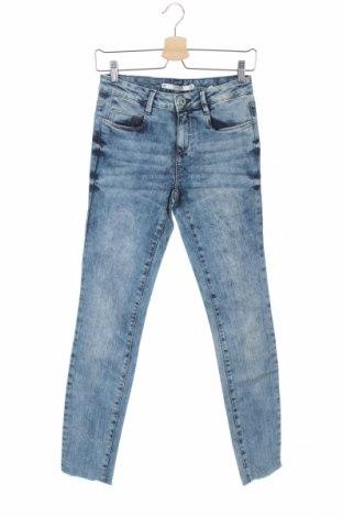 Дамски дънки Lft, Размер S, Цвят Син, 99% памук, 1% еластан, Цена 29,40лв.