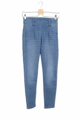 Дамски дънки Lft, Размер S, Цвят Син, 74% памук, 24% полиестер, 2% еластан, Цена 29,40лв.