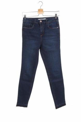 Дамски дънки Lft, Размер XS, Цвят Син, 99% памук, 1% еластан, Цена 29,40лв.