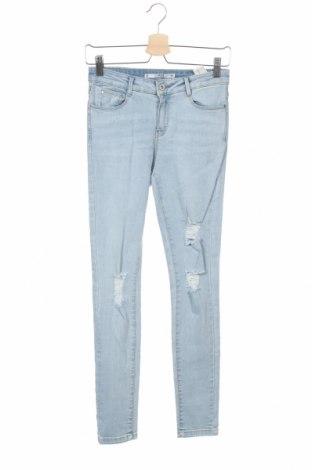 Дамски дънки Lft, Размер XS, Цвят Син, 99% памук, 1% еластан, Цена 26,60лв.