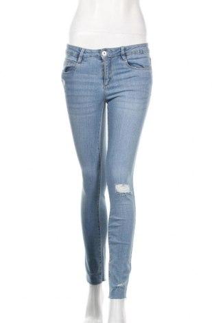 Дамски дънки Lft, Размер S, Цвят Син, 99% памук, 1% еластан, Цена 32,20лв.
