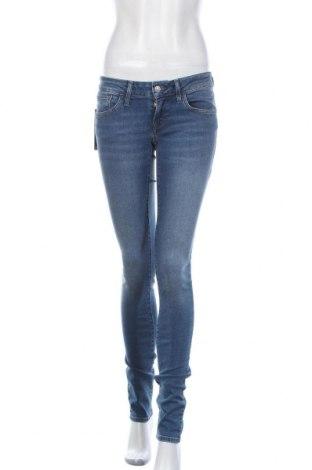 Γυναικείο Τζίν Mavi, Μέγεθος XS, Χρώμα Μπλέ, 98% βαμβάκι, 2% ελαστάνη, Τιμή 18,80€