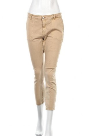 Дамски дънки Pull&Bear, Размер M, Цвят Кафяв, Цена 10,85лв.