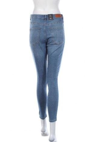Дамски дънки Vero Moda, Размер L, Цвят Син, 85% памук, 13% полиестер, 2% еластан, Цена 44,85лв.