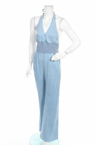 Γυναικεία σαλοπέτα Guess, Μέγεθος M, Χρώμα Μπλέ, Lyocell, Τιμή 37,02€