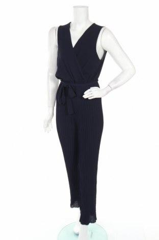 Γυναικεία σαλοπέτα Mela London, Μέγεθος XL, Χρώμα Μπλέ, 97% πολυεστέρας, 3% ελαστάνη, Τιμή 21,58€