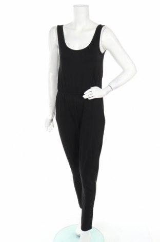 Дамски гащеризон New Look, Размер S, Цвят Черен, 50% памук, 50% модал, Цена 15,68лв.