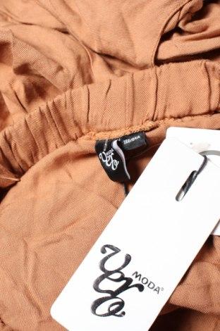 Дамски гащеризон Vero Moda, Размер S, Цвят Бежов, Цена 12,96лв.