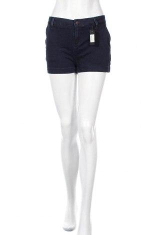 Γυναικείο κοντό παντελόνι Cimarron, Μέγεθος L, Χρώμα Μπλέ, 98% βαμβάκι, 2% ελαστάνη, Τιμή 18,77€