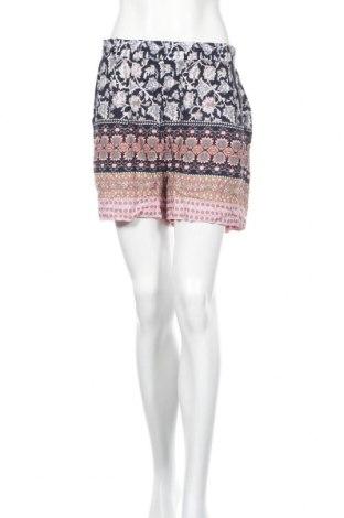 Γυναικείο κοντό παντελόνι Cream, Μέγεθος M, Χρώμα Πολύχρωμο, Βισκόζη, Τιμή 10,04€
