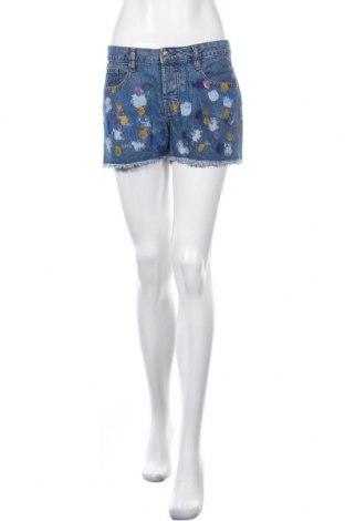 Дамски къс панталон Lft, Размер M, Цвят Син, Памук, Цена 16,00лв.