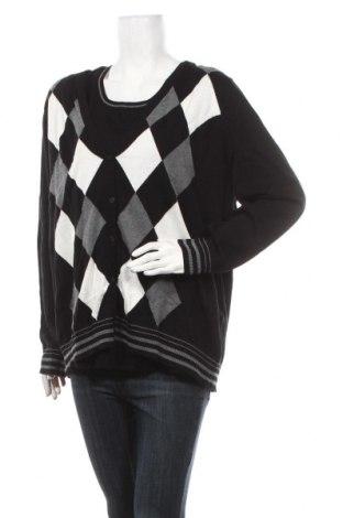Дамски комплект Flg, Размер 3XL, Цвят Черен, 50% памук, 50% полиакрил, Цена 59,25лв.