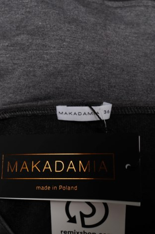 Дамски комплект Makadamia, Размер S, Цвят Сив, 72% памук, 20% полиестер, 8% еластан, Цена 59,25лв.
