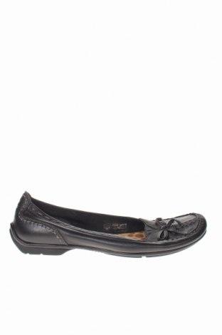 Γυναικεία παπούτσια Camel Active, Μέγεθος 42, Χρώμα Μαύρο, Γνήσιο δέρμα, Τιμή 39,37€