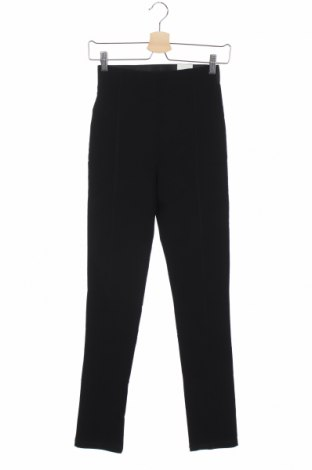 Дамски панталон Alcott, Размер S, Цвят Черен, 75% вискоза, 22% полиамид, 3% еластан, Цена 32,20лв.