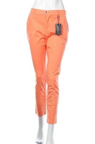 Γυναικείο παντελόνι Cyrillus, Μέγεθος M, Χρώμα Ρόζ , 97% βαμβάκι, 3% ελαστάνη, Τιμή 10,09€