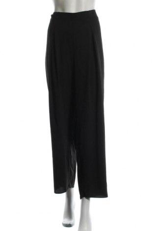 Γυναικείο παντελόνι Dorothy Perkins, Μέγεθος XL, Χρώμα Μαύρο, Πολυεστέρας, Τιμή 15,30€